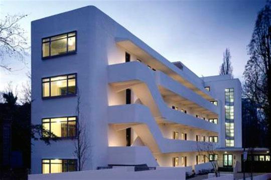 Isokon Building - Archnotitia