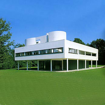 Villa Savoye - Iconic Houses