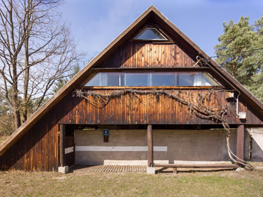 Oskar Hansen House - Iconic Houses