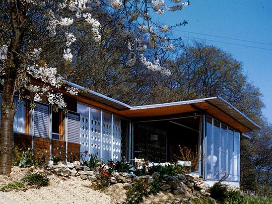 Ih iconic houses - Maison de jean prouve ...