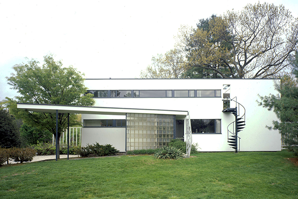 Keeping It Modern Getty Conservation Grants Iconic Houses