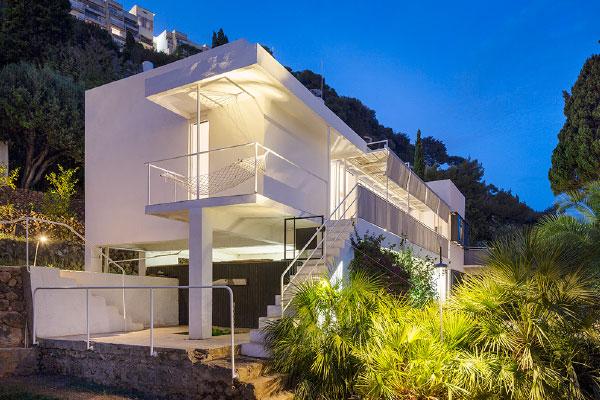 Eileen Gray E 1027 getty grant for villa e 1027 iconic houses